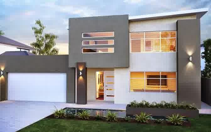 desain rumah minimalis 2 lantai type 21 60 model rumah