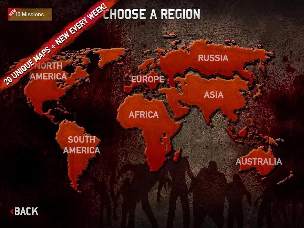 SAS: Zombie Assault 3 v3.00 Mod [Unlimited Money]