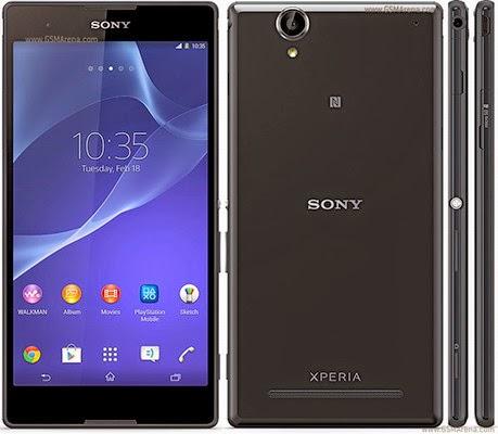 Harga hp Sony Xperia T2 Ultra