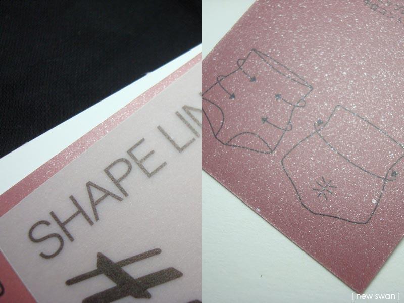 In Form gequetscht mit Shapewear von H&M.