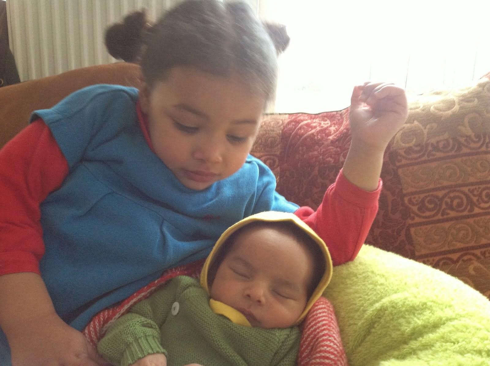 Dochter 2, Camila 14-06-2010
