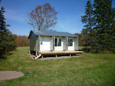 Shipping container homes november 2011 for Northern wisconsin home builders