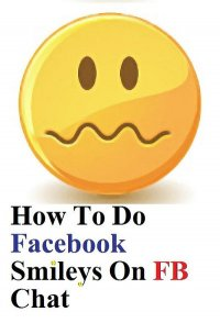 Smiley Face On Facebook,Express your feeling with these smileys on facebook chat,facebook chat tricks,facebook tricks