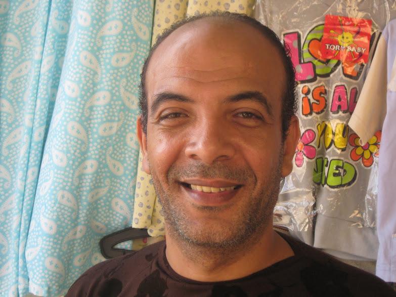 الفنان جمال حجازى