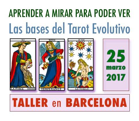 25 marzo 2017 * Iniciación al Tarot Evolutivo