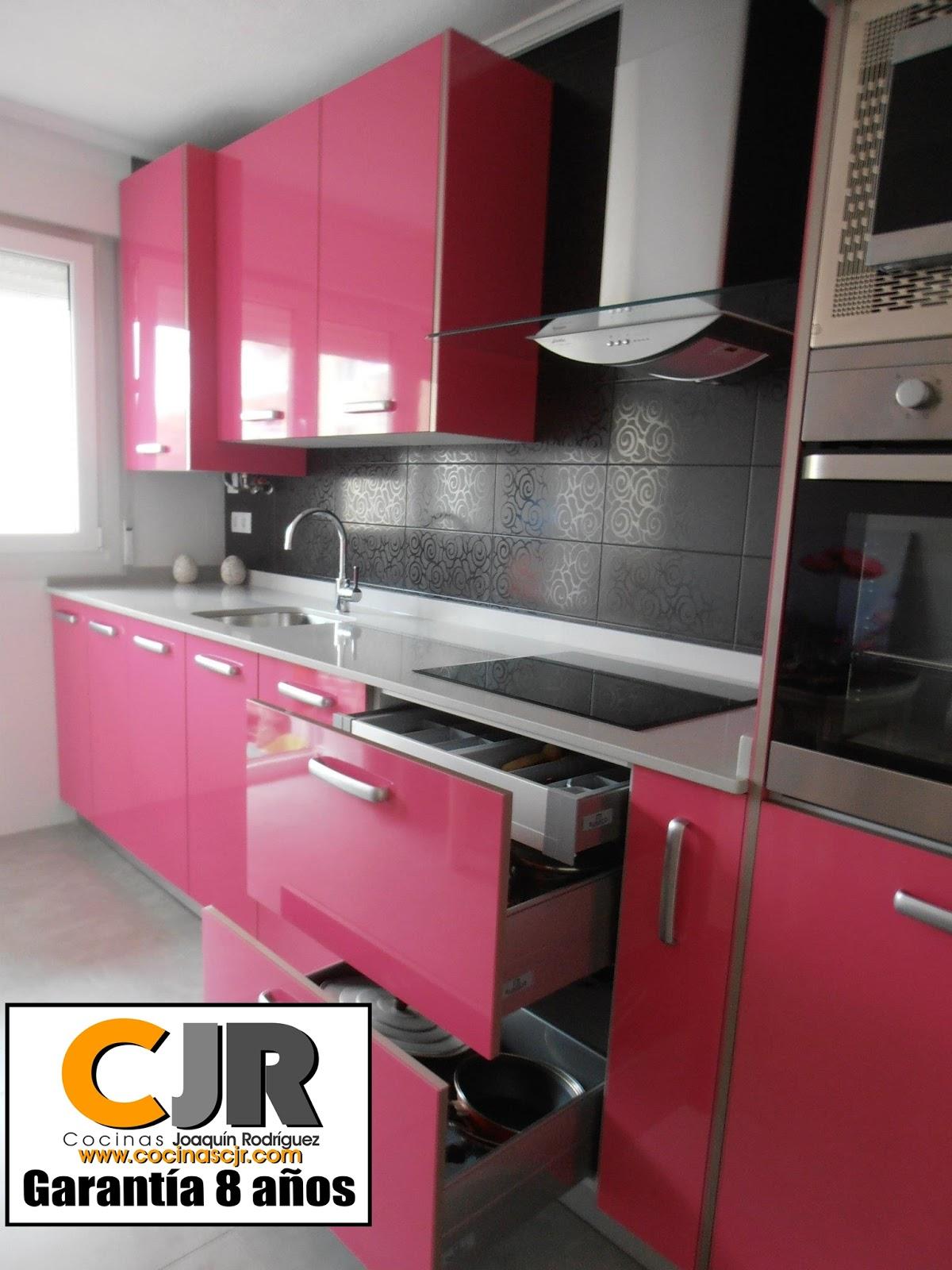 Estudio de cocinas cjr cocinas mini muy practicas cocinas - Cocinas suarco ...