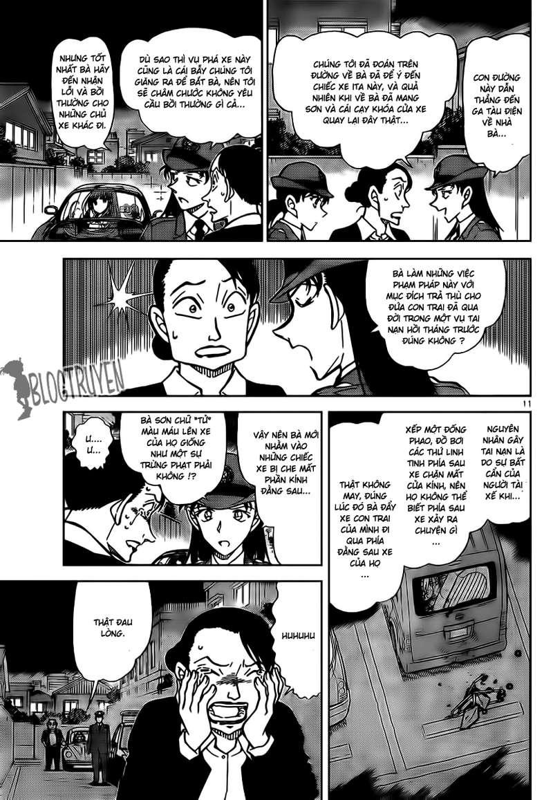 Detective Conan - Thám Tử Lừng Danh Conan chap 792 page 11 - IZTruyenTranh.com