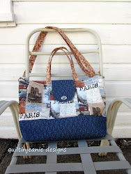 Explorer Tote, May 6, 2017 @Cut Up and Quilt