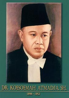 gambar-foto pahlawan kemerdekaan indonesia, DR.Kusumah Atmadja