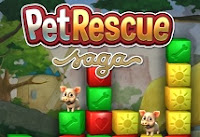 Pet Rescue Saga Oyunu