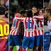 12. Hafta 17 Kasım 2012 Barcelona-Real Zaragoza Maçı