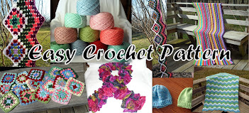 Easy Crochet Pattern: My Crochet and Knit Blog