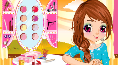 juegos de maquillaje y peluqueria