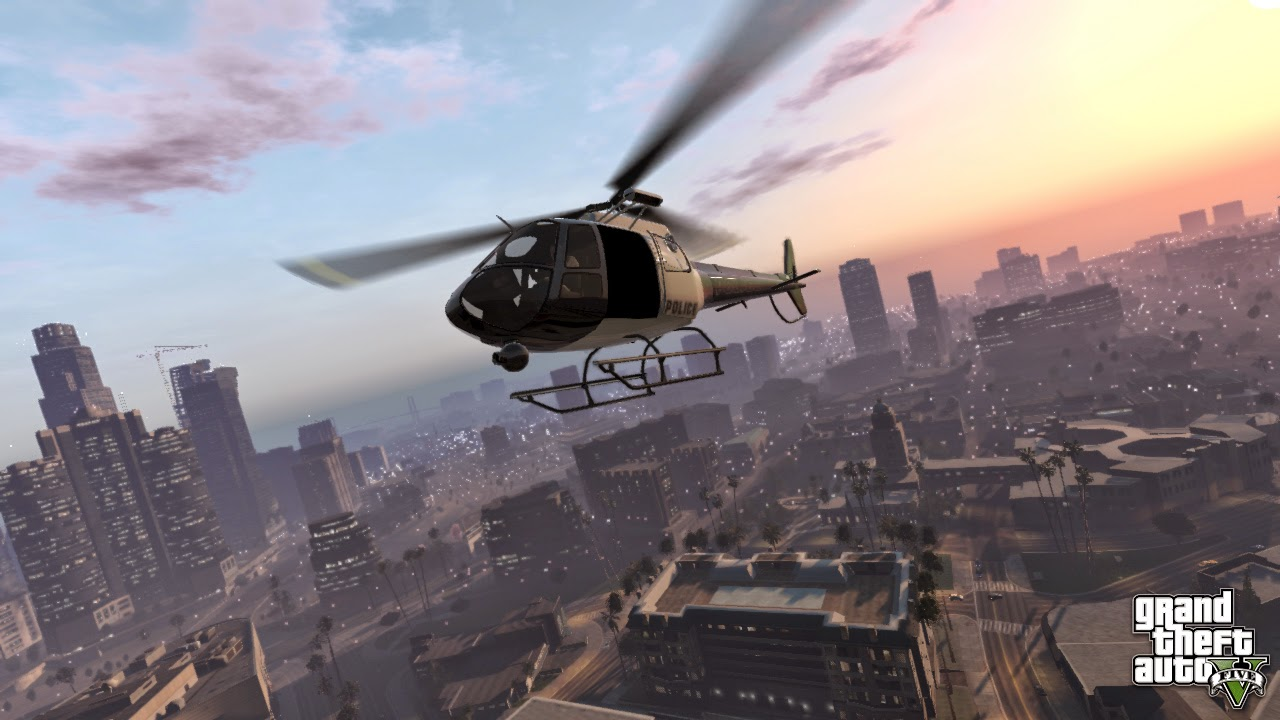 Grand Theft Auto V (GTA 5) Full Version