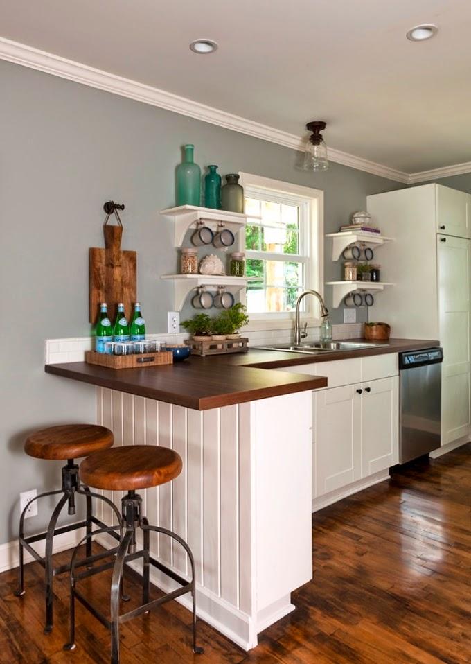 House of turquoise loftus design for Valspar kitchen and bath paint