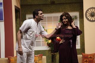 Neha Pendse and lokesh gupte lagnachi bedi natak