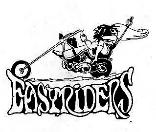 Artwork from the late Hal Robinson - Easyriders Magazine Artist