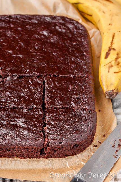Brownie bez cukru