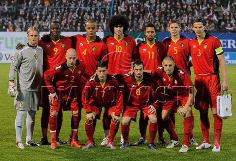 fussball belgien