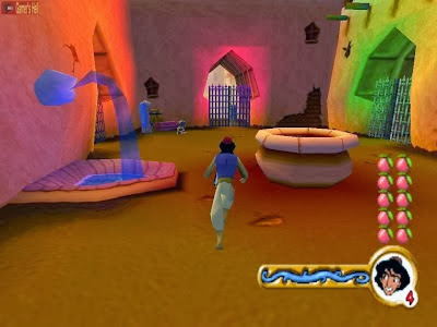 Download game Aladdin In Nasira's Revenge