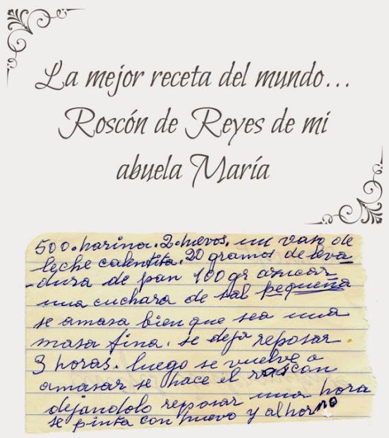 Roscón de Reyes de la Gran Marietta