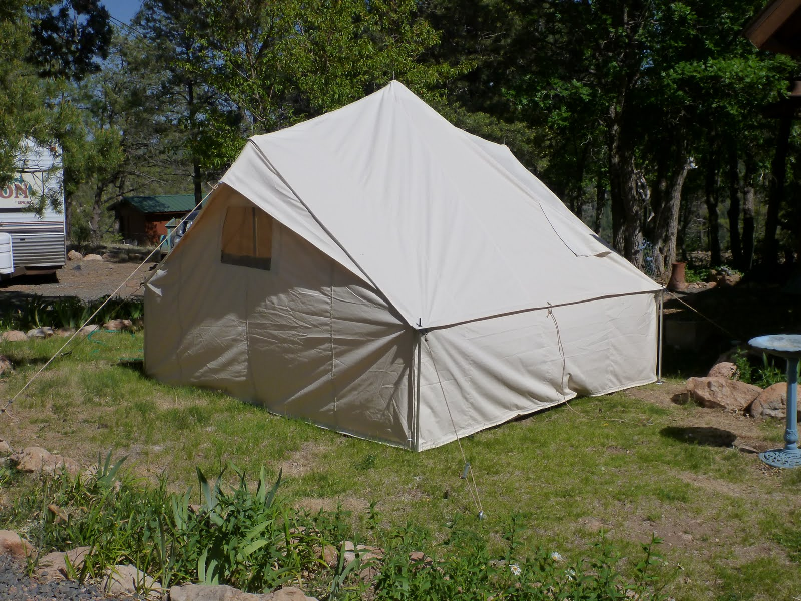 Team Kendrick Outdoors & Reliable Tent Co. - Teton Tent