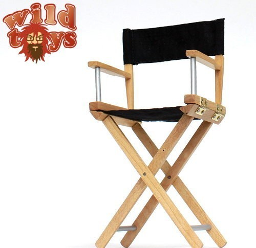 Onesixthscalepictures wild toys director chair set latest product