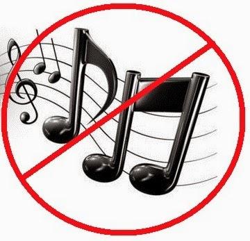efek negatif memasang lagu di blog