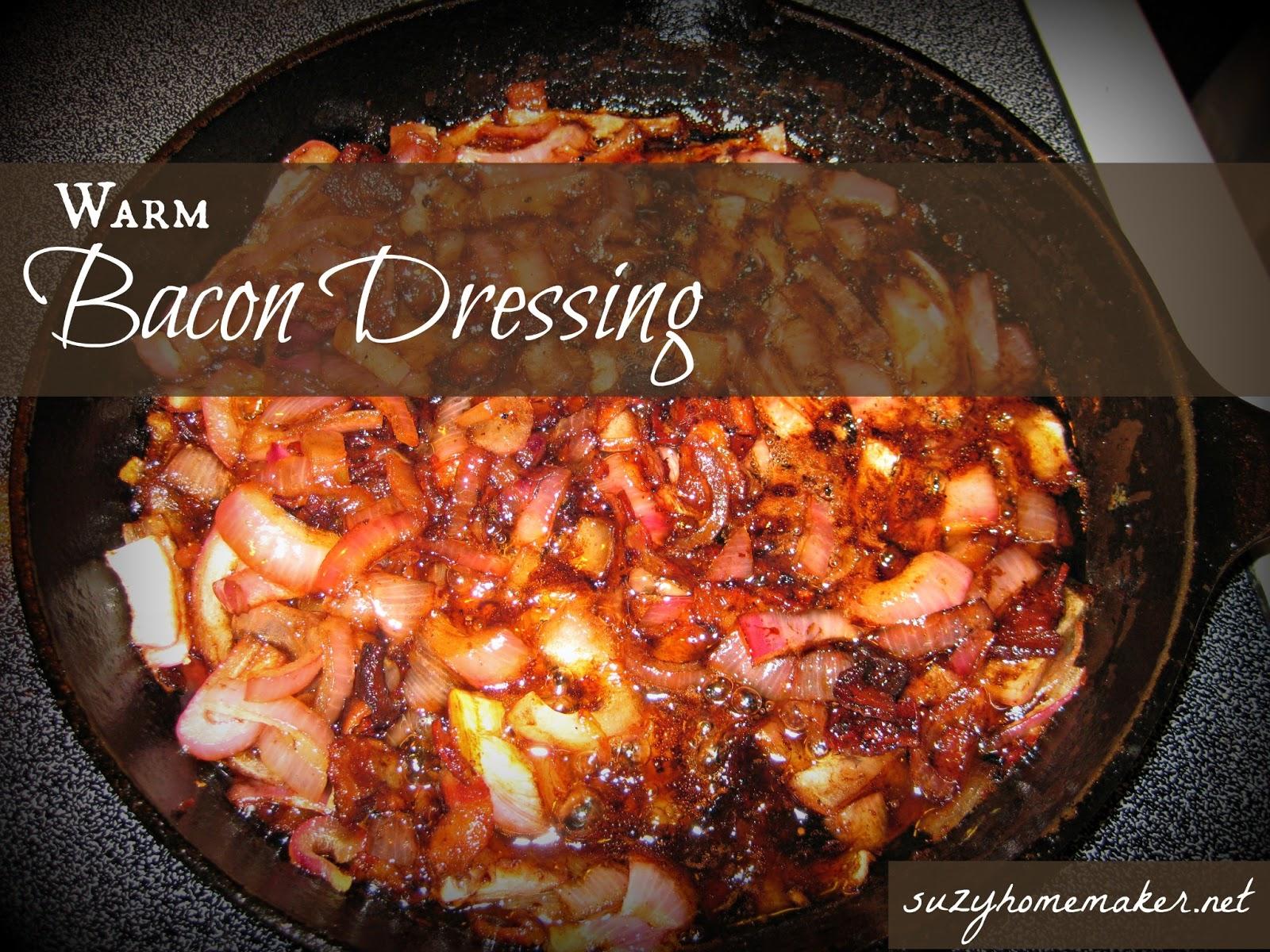 Bacon Vinaigrette Recipes — Dishmaps
