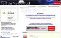 Test de velocidad ADSL TestdeVelocidad.es
