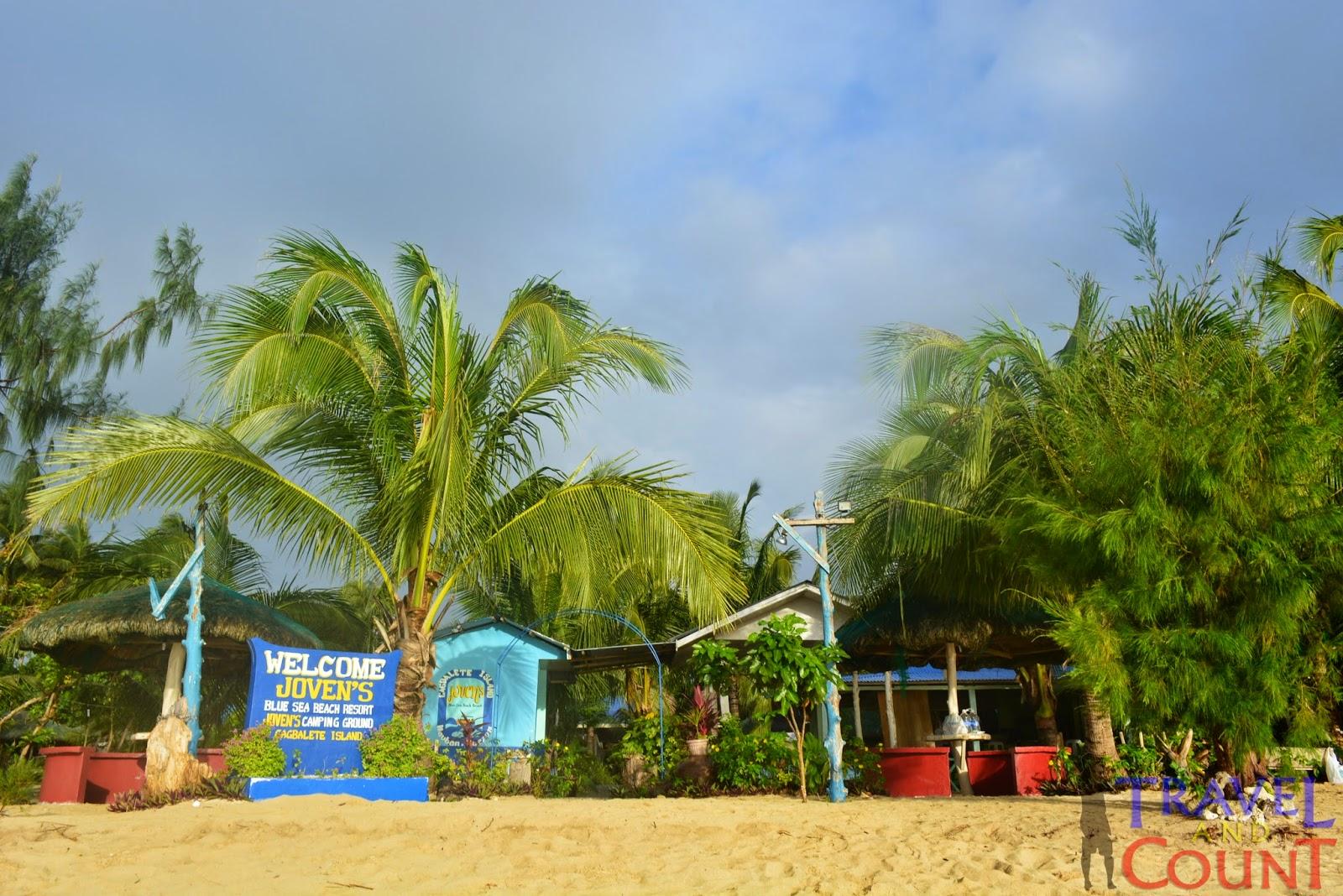 Joven's Blue Sea Beach Resort, Cagbalete Island