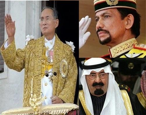 Raja Terkaya Di Dunia