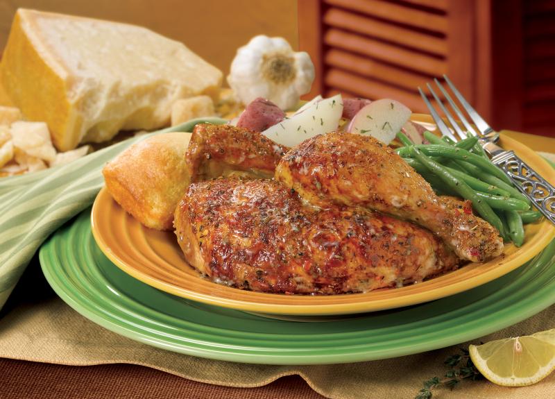 News: Boston Market - New Parmesan Tuscan Chicken and Bacon Mac ...