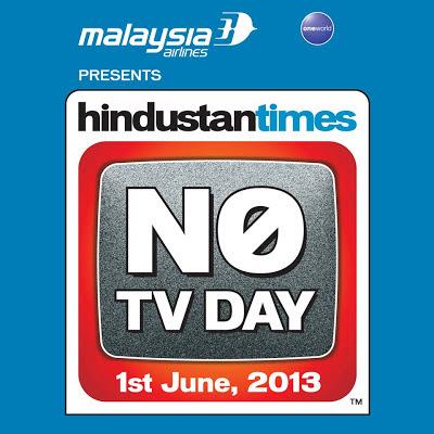 Am Celebrating HT No TV Day :) image