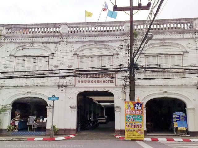 Phuket's oldest hotel