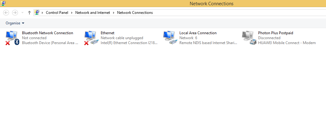 network adapter driver not properly installed