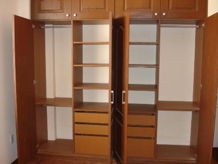 Servicios de carpinteria de metal y madera en tarapoto - Fotos de armarios empotrados por dentro ...