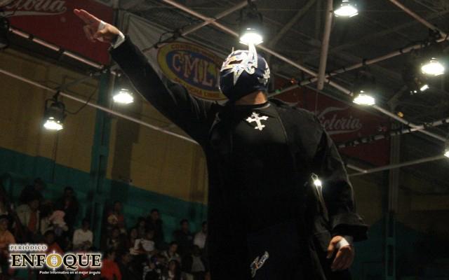 Lestat quiere volver a la Arena Mexico