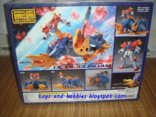 MSIA Devil Gundam Box