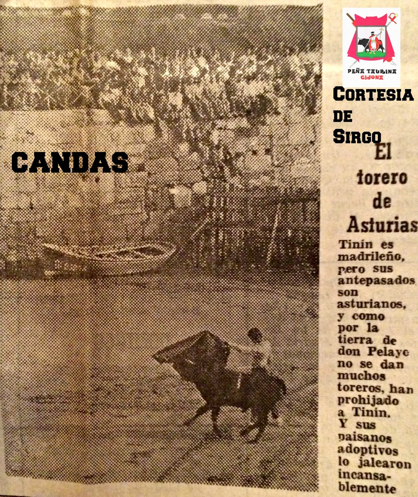 Candás corridas de toros