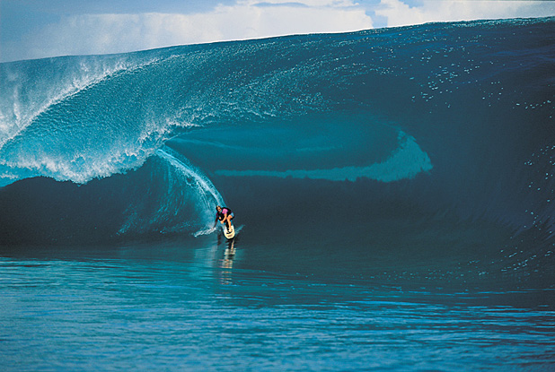 The First-Ever All Womens Big-Wave Competition Comes to