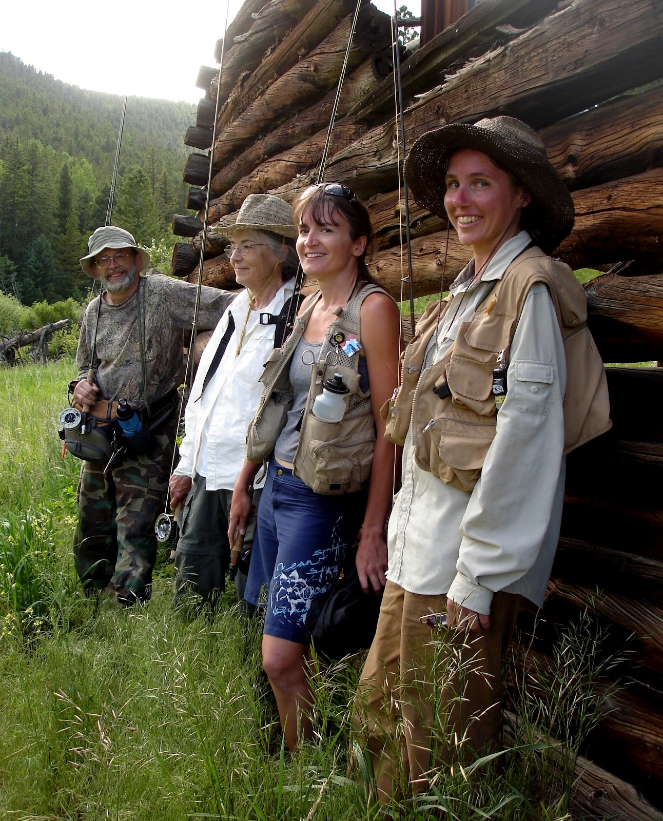Colorado fly fishing reports ten ways to increase your for Colorado fly fishing reports