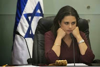 Ayelet Shaked, a nova estrela da política israelense