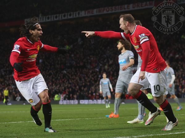 Manchester United vs Newcastle 3-1 Video Gol
