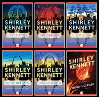 Books by Shirley Kennett