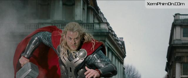 Thần Sấm Thor 2: Thế Giới Đen Tối