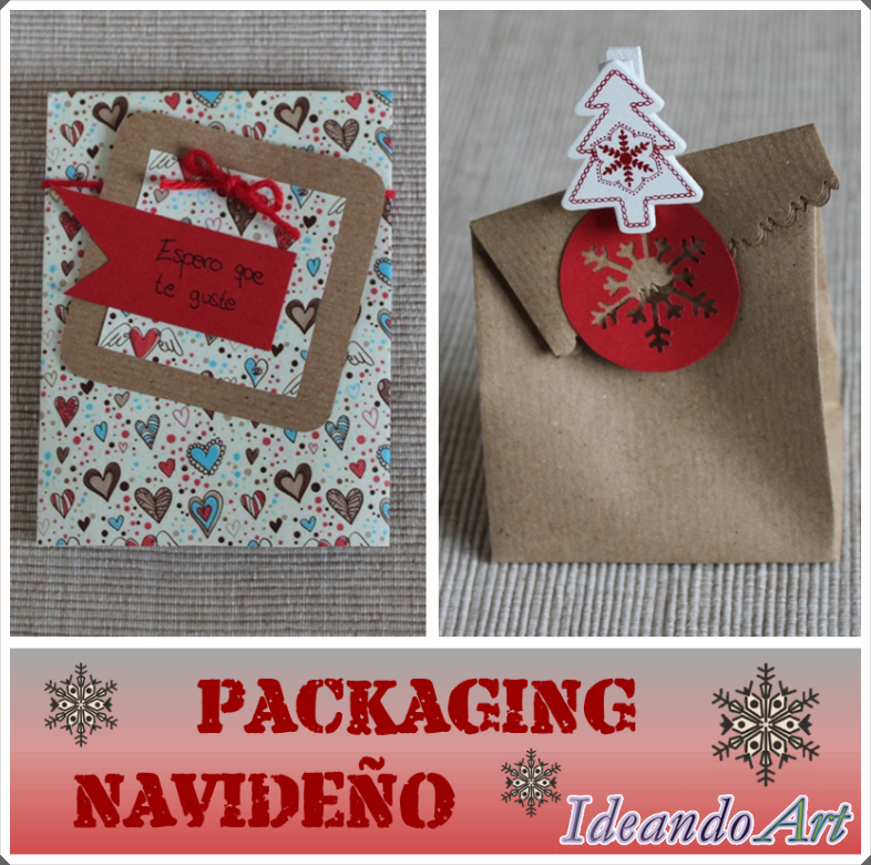 Packaging navideño