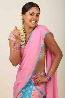 Bindhu-Madhavi-hot-actress-in-saree-4