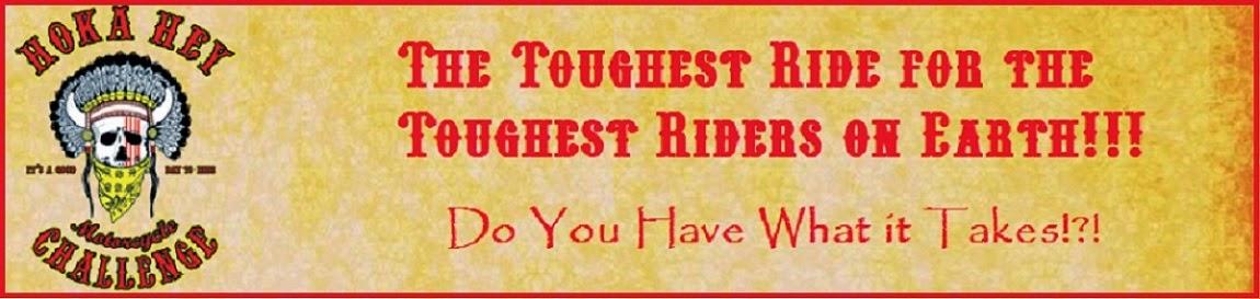 Hoka Hey Motorcycle Challenge