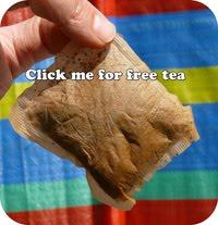 Free Tea?